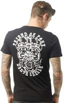 Friend Or Faux Mens Vince T-Shirt Black