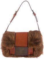Dolce & Gabbana Nutria Handle Bag