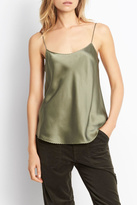 Vince Scallop Shirttail Camisole