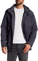 Izod Polar Fleece Lined Detachable Hood Jacket