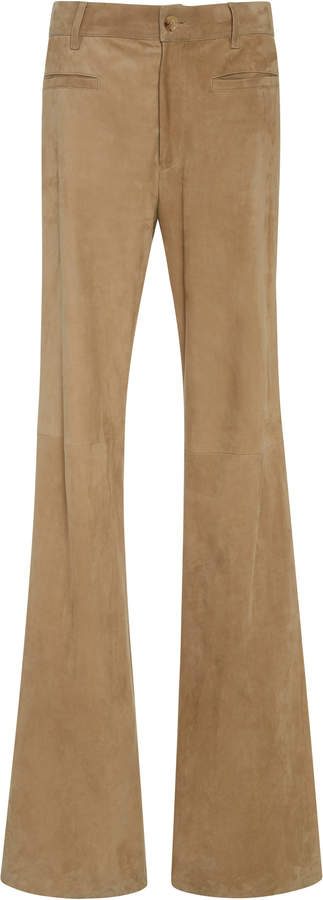 df6e0e686f6e67 Lambskin Leather Pants - ShopStyle