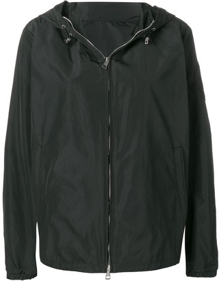 Moncler hooded Alexandrite jacket