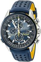 "Citizen Men's AT8020-03L ""Blue Angels World A-T"" Eco-Drive Watch"