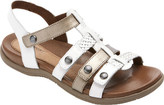 Rockport Cobb Hill Rubey T Strap Sandal (Women's)