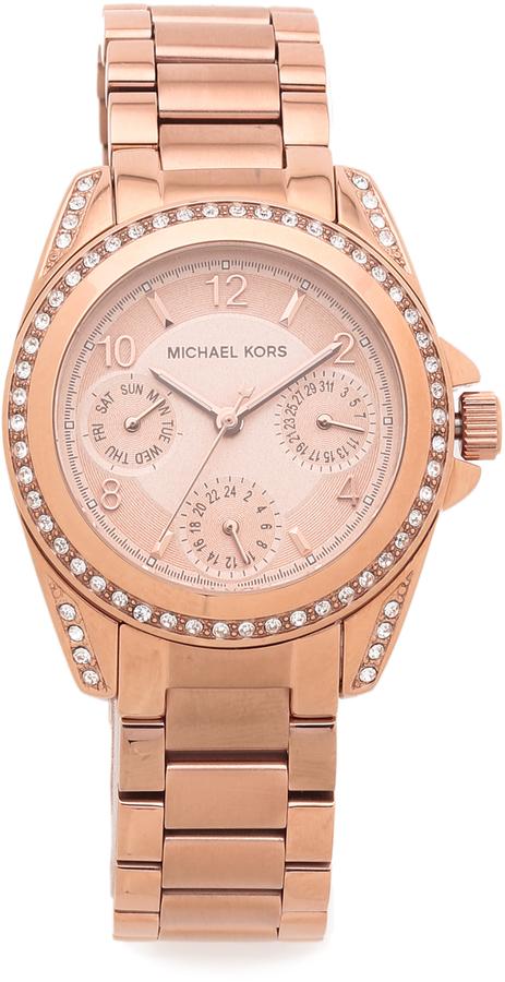 Michael Kors Blair Watch