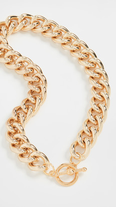 Kenneth Jay Lane Polished Chain Necklace
