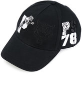 Philipp Plein embroidered cap - men - Cotton/Polyester - One Size