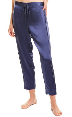 Josie Natori Key Essentials Silk Pant