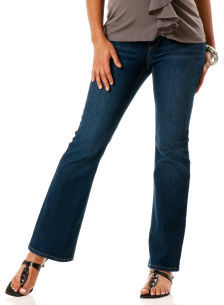 Motherhood Secret Fit Belly® Signature Pocket Boot Cut Maternity Jeans