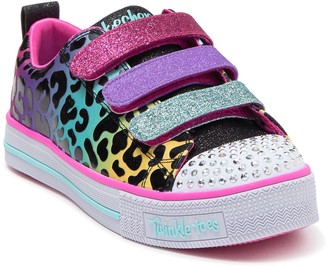 Skechers Twinkle Lite Sparkle Spots Light-Up Sneaker (Toddler & Little Kid)