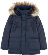 Name It Parka with a down padding