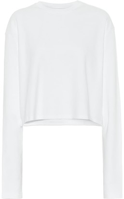 Wardrobe NYC Release 03 cotton jersey top