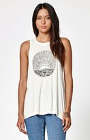 Billabong The Sea Is Calling Swing Tank Top