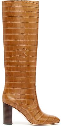 Loeffler Randall Goldy Leather Knee High Boots