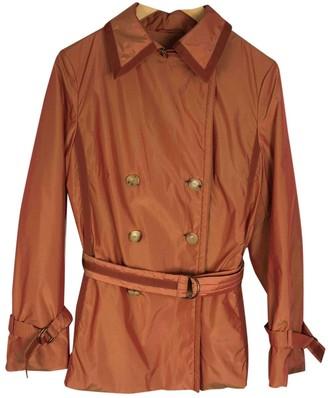 Akris Punto Orange Jacket for Women