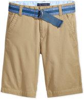 Tommy Hilfiger Dagger Twill Shorts, Little Boys (2-7)