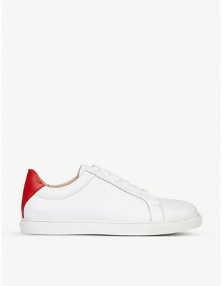 LK Bennett Jack leather trainers