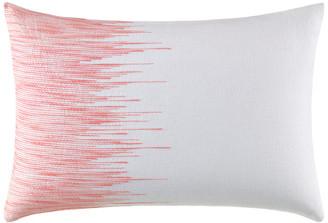 Vera Wang Blurr Linen Breakfast Pillow
