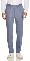 Hardy Amies Mélange Slim Fit Trousers