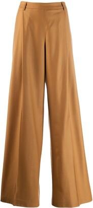 Fabiana Filippi Wide-Leg Tailored Trousers