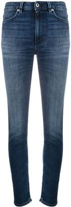 Dondup Iris mid-rise skinny jeans