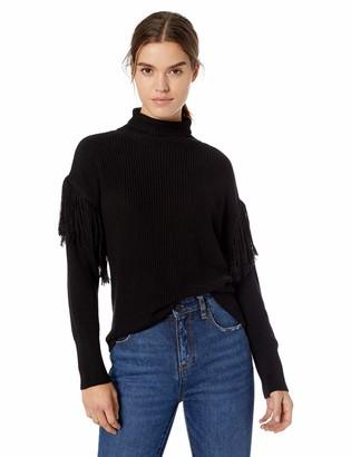 Ramy Brook Women's Grayson Fringe Sweater