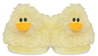 Spa Sister Deluxe Spa Slippers, Duck