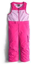 The North Face Girl's Heatseeker(TM) Insulated Waterproof Bib Snowsuit