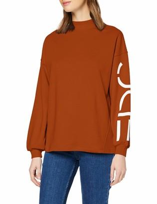 edc by Esprit Women's 129cc1j008 Sweatshirt
