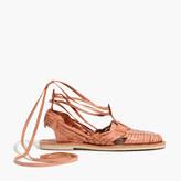 Madewell ChamulaTM Sayulita Huarache Shoes