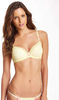 Betsey Johnson Stocking Stripe Underwire T-Shirt Bra