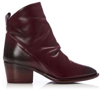 Moda In Pelle Lizbethy Burgundy Leather