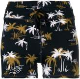The Upside palm tree printed shorts