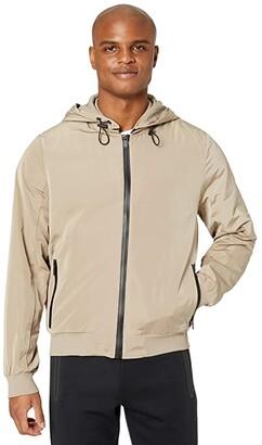 Alo Fleet Jacket (Black) Men's Coat