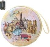 Donalworld Women Mini Coin Box Earphone Key Cable Girl Storage Purse Bag Wallets