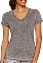 Reebok Studio Favorites Burnout T-Shirt