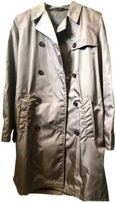 Prada Brown Trench Coat for Women