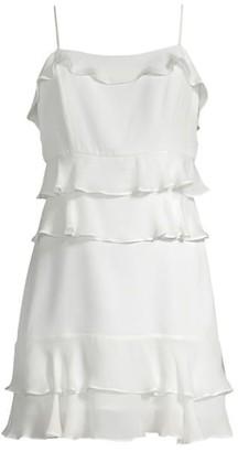Parker Kristie Ruffle Dress