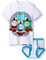 Thomas & Friends Thomas the Train Boys' Underwear and T-Shirt Set