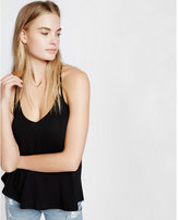 Express Strappy Back V-neck Cami