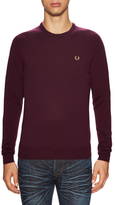 Fred Perry Wool Knit Sweater
