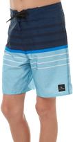 Rip Curl Kids Boys Mirage Combined 16 Boardshort Blue