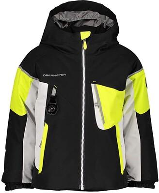 Obermeyer Orb Jacket (Toddler/Little Kids/Big Kids) (Black) Boy's Jacket