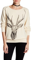 Wildfox Couture Stag Pullover