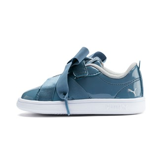 Puma Smash v2 Patent Buckle AC Toddler Shoes