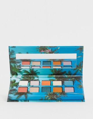 Barry M Island Hopper Eye Shadow Palette-Multi