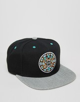 Mitchell & Ness Snapback Cap Greytist Vancouver Grizzlies