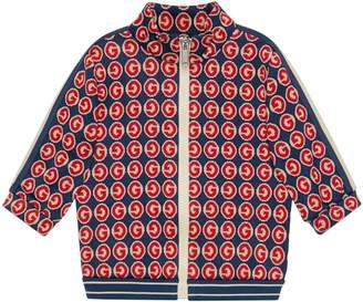 Gucci Baby round G jersey sweatshirt