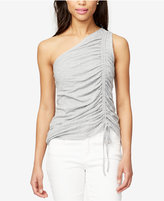 Rachel Roy Ruched One-Shoulder Top, Created for Macy's