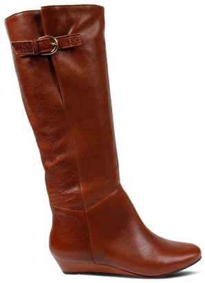 Steve Madden Intyce Cognac Leather
